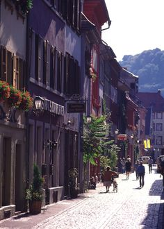 Heidelberg Old Street - Top things to do in Heidelberg Vacation Places, Vacation Spots, Places To Travel, Oh The Places You'll Go, Paris Travel, France Travel, Germany Travel, Rhine River Cruise, European Vacation