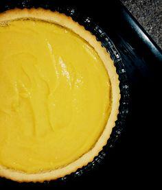 Blog da Jay | Torta de limão siciliano, (lemon curd pie).