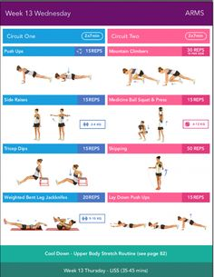BIKINI BODY GUIDE 2.0 KAYLA ITSINES WEEK 13 (2)