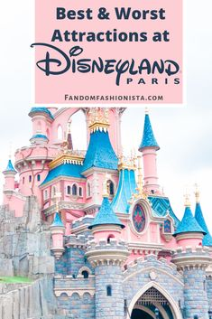 Top things to do in Disneyland Paris! Check out these Disneyland Paris Tips Disneyland Paris Tips, Hong Kong Disneyland, Walt Disney, Disney Tips, Disney Land, Disney Travel, Disney Parque, Christmas In Paris, Fall In Paris