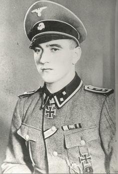 ✠ Ludwig Köchle (28 February 1921 – 9 June 1942) He was killed near Lake Ilmen from a direct artillery hit.