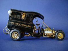 photos of tom daniels beer wagon | Tom Daniel's Paddy Wagon, Monogram 1:24 von Andy Wienckowski