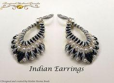 Tutorial Earrings Indian