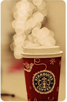 Starbucks is one of my favorite things in the world. Makes me so happy :)
