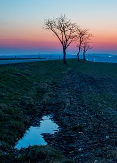 After sunset by Hubert Müller on 500px