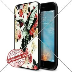 New Apple iPhone 6 and 6S Case Art Hummingbird Rose Cool Cell Phone Case Shock-Absorbing TPU Cases Durable Bumper Cover Frame Black Lucky_case26 http://www.amazon.com/dp/B018KORGQS/ref=cm_sw_r_pi_dp_I4Lxwb1QNZZK1