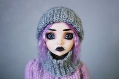 Elsa, Disney Characters, Fictional Characters, Crochet Hats, Dolls, Disney Princess, Art, Baby Dolls, Knitting Hats