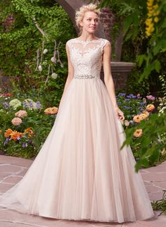 Maggie Bridal by Maggie Sottero Carrie-7RS297  Rebecca Ingram Glitz Bridal, Prom, Pageant and Formal Store - Nashville, TN!