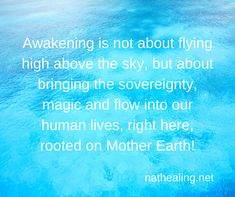 Love Your Life, Mother Earth, Awakening, Bring It On, Mother Nature