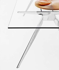 t-no.1 table by todd bracher for republic of fritz hansen. 2007.