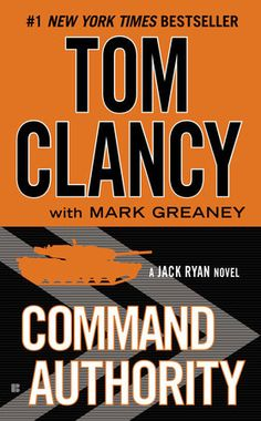 Best Books For Men, New Books, Good Books, Books To Read, Jack Ryan Series, Tom Clancy Books, English, Bestselling Author, Penguin