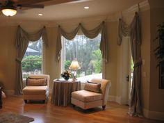 window treatments exssories   CUSTOM WINDOW TREATMENTS, PRIVACY SHADES AND FURNISHINGS