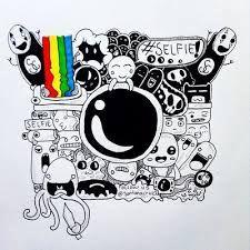 Resultado de imagen para doodle art characters
