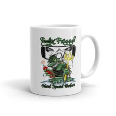 Naval Special Warfare - Mug