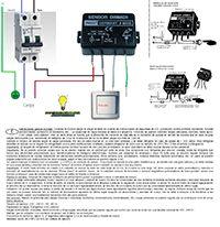 Esquemas eléctricos: Sensor dimer regulador de luces y reducir velocida...