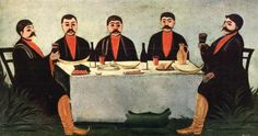 The Feast of Five Princes 1906