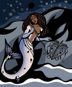 La Sirene, by Molly Sokolow Hayden.