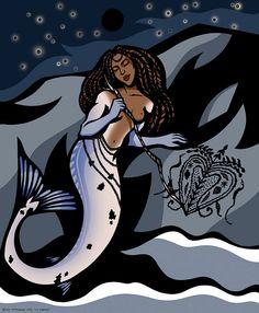 La Sirene, by Molly Sokolow Hayden.