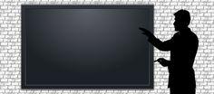 Smart Board, Monitor, Education, School, Hand, Learn