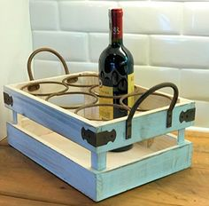 The Farmer's Market Bottle Holder, Wine Caddy, Florals, V... https://www.amazon.com/dp/B01MTU6RT3/ref=cm_sw_r_pi_dp_x_RaNByb0GRG736