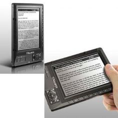 Libre eBook reader Pro. Black