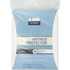 Brand New Waterproof Mattress Protector Daybed Mattress, Queen Mattress, Mattress Covers, Mattress Protector, Box Spring Cover, Cheap Patio Furniture, Furniture Ideas, Full Size Mattress, Luxury Home Furniture
