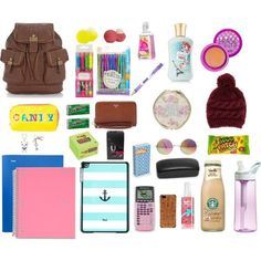 A fashion look from January 2014 featuring FOSSIL wallets, Betsey Johnson jewelry and BlissfulCASE tech accessories. Browse and shop related looks.