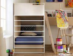 Dormitorio para Dos Hermanas Adolescentes Temático: Artistas