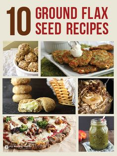 Gluten-Free Breakfast Recipes and Foods to Buy - My Natural Family seed benefits seed crackers seed gel seed recipes seed recipes how to use Gluten Free Recipes For Breakfast, Gluten Free Breakfasts, Low Carb Recipes, Cooking Recipes, Healthy Recipes, Healthy Cooking, Healthy Snacks, Healthy Eating, Ground Flax Seed Recipe