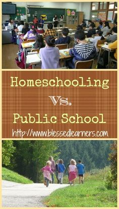 Some Fascinating Facts About Homeschool vs Public School ...