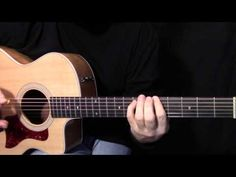 """▶ how to play """"Ramble On"""" by Led Zeppelin - acoustic guitar lesson - YouTube"""