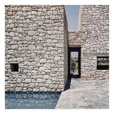 Interior Design Addict: Exterior beauty of Villa DL ➕Located near the seaside village of Ghazoua Morocco , @studioko  Dan Glasser | Interior Design Addict