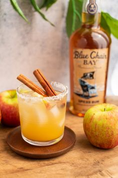 Spicy and sweet, this Spiced Margarita is a treat for the taste buds! ⁠This fall cocktail uses fresh cinnamon sticks and lime. Rim salt around the cocktail glass. Put ice into glass and squeeze the juice of a lime over top. Combine liquid ingredients into a shaker filled with ice and shake for 15 seconds. Strain over ice and finish with a cinnamon stick.⁠⠀ #bluechairbay #BCBHappyHour #spicedrum Lime Salt, Fall Cocktails, Spiced Rum, Kenny Chesney, Cocktail Glass, Taste Buds, Cocktail Recipes, Cinnamon Sticks, Apple Cider