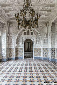 Castello Di Sammezzano (Non Plus Ultra) in Reggello, Toscana, Italy