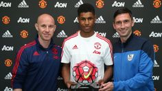 Academy graduates recognised for first-team debuts - Official Manchester United Website