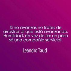 #Avanzar #LeandroTaud