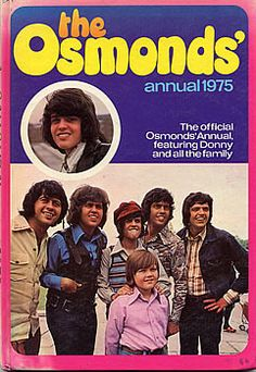 The Osmonds Annual 1975