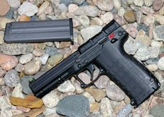 Kel-Tec PMR-30 .22 Magnum pistol. Versatile and low cost fun!Loading that magazine is a pain! Get your Magazine speedloader today! http://www.amazon.com/shops/raeind