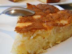 Gâteau aux pommes 4 x 9