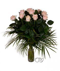 Ramo de Rosas Crema *Con el Tiempo*. Con este precioso ramo puedes felicitar a tu madre, a tu hermana, a una amiga...