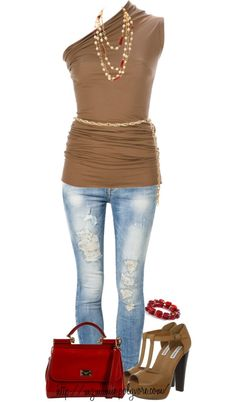 """Untitled #664"" by mzmamie ❤ liked on Polyvore"