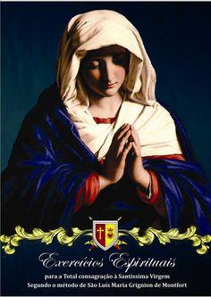 Kit consagra-te - Fraternidade Arca de Maria - Escravos por Amor