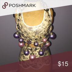 Selling this Pink and Lavender Love on Poshmark! My username is: kishamichelle. #shopmycloset #poshmark #fashion #shopping #style #forsale #Jewelry