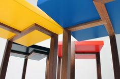 Piet Side Tables by Hugo Passos table
