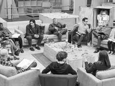 What We Know About The New 'Star Wars' Movie So Far - All Day Foto nueva de un nuevo proyecto, que ya es historia del cine...