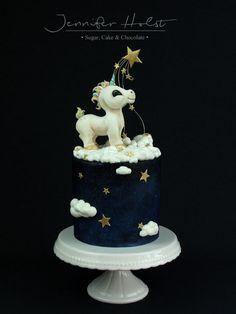 Unicorn Cake by Jennifer Holst Sugar Cake & Chocolate