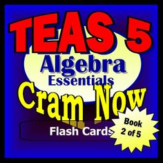 100% free TEAS Math test! 20 full practice tests+explanations