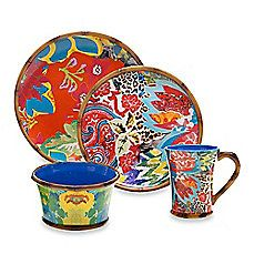 Tracy Porter® Poetic Wanderlust® Magpie Dinnerware Collection  sc 1 st  Pinterest : tracy porter dinnerware patterns - pezcame.com
