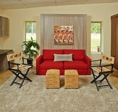 Murphy Bed Sofa & Panel Bed from Murphy Bed Depot. Lowest prices guaranteed since 1995.