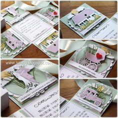 Cardmaking by jolagg: Exploding box na ślub Magic Box, Exploding Boxes, Explosions, Explosion Box, Cute Cards, Simple Living, Scrapbooking, Jewellery, Personalized Items